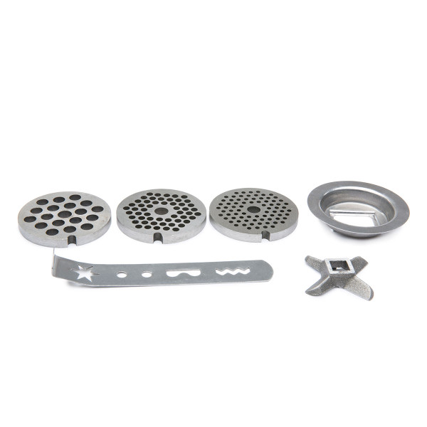 Meat Mincer Set, 4 piece