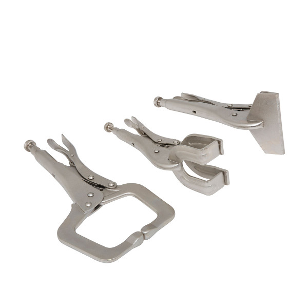 Wolf Welding Clamps