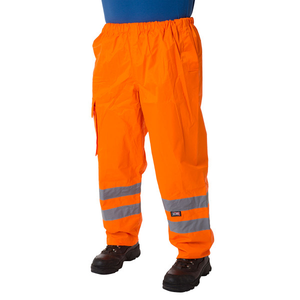 Wolf Hi-Vis Orange Trousers X Large (42-44 Inches)