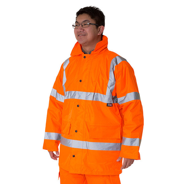 Wolf Hi-Vis Orange Jacket X Large (46-48 Inches)