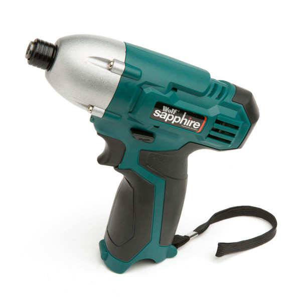 Wolf Sapphire 12v Impact Driver Kit
