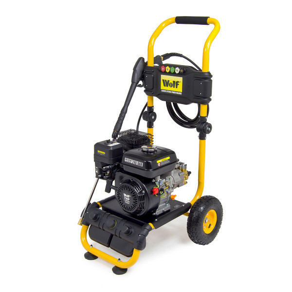 Wolf 240 Bar Petrol Pressure Washer