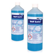 Wolf Safari Vehicle Cleaner 2 x 1L