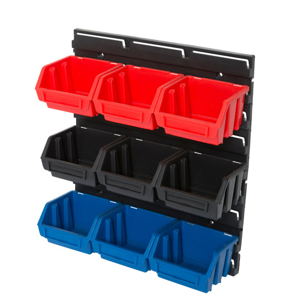 Wolf 10PK Storage Bin and Panel Set