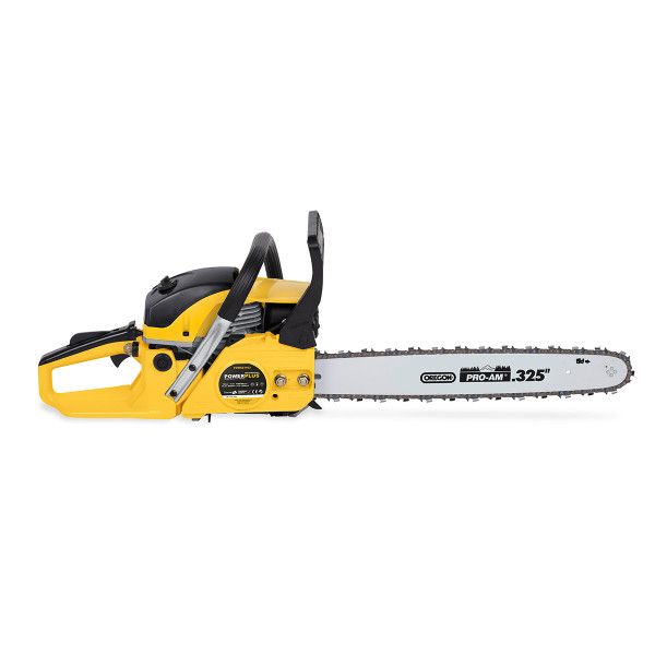 "Powerplus 45cc 18"" Petrol Chainsaw POWXG1022"