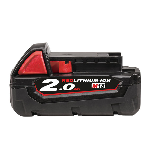 Milwaukee Redlink 2.0Ah Li-Ion Battery M18 B2