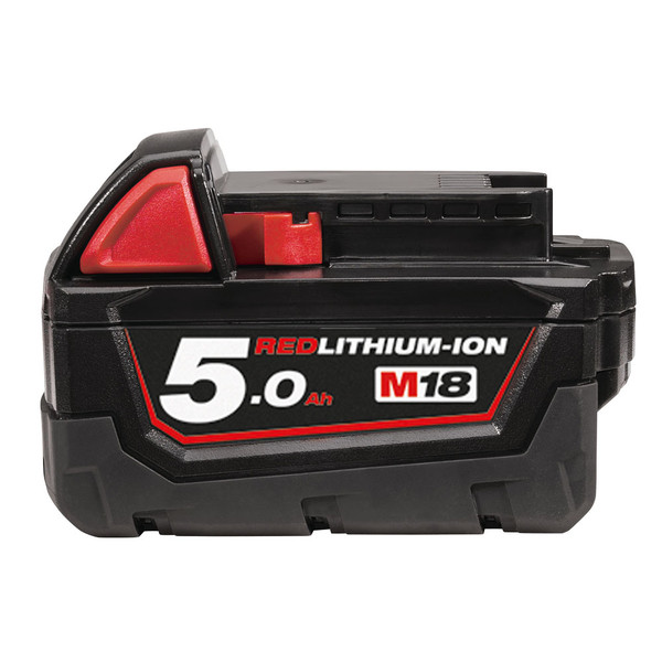 Milwaukee Redlink 5.0Ah Li-Ion Battery M18 B5