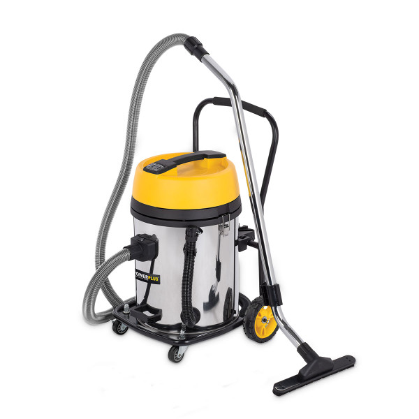 Powerplus Twin 1200W Wet / Dry Vacuum Cleaner POWX325