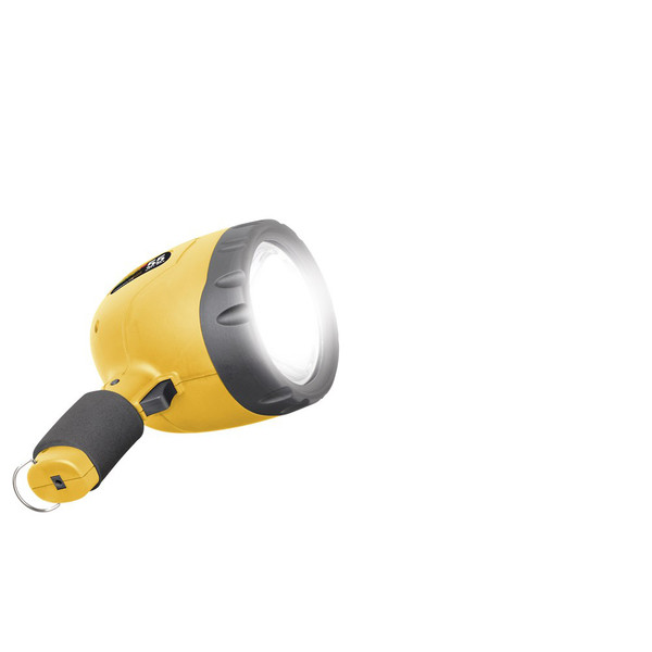 Powerplus 55W Rechargeable Halogen Flashlight POWLI300