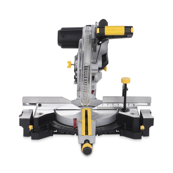 Powerplus 254mm 2000 Watt Double Bevel Sliding Mitre Saw