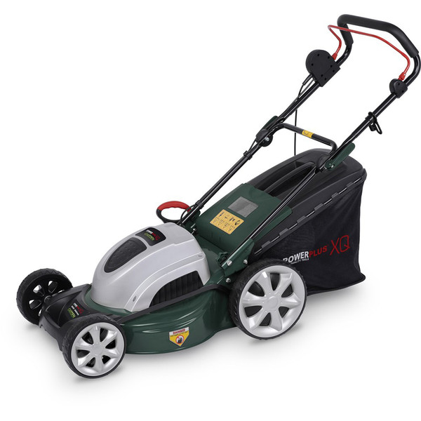 "Powerplus 18"" 1800W Electric Garden Pro Lawn Mower POWXQG7510"