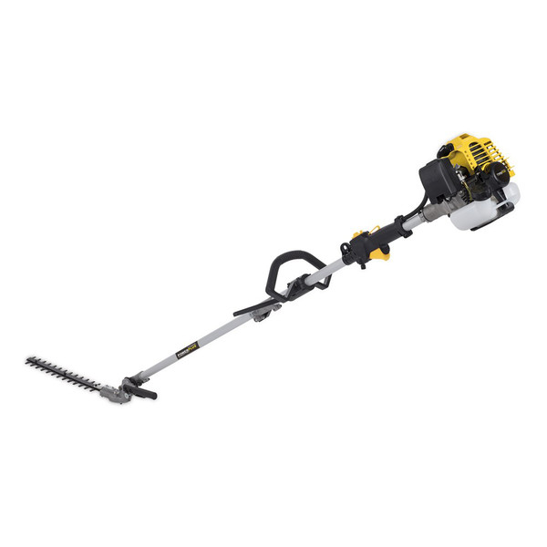 Powerplus 25.4cc Long Reach Hedge Trimmer