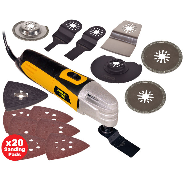 Wolf 230W Combat Tool with 2 Diamond Cutters