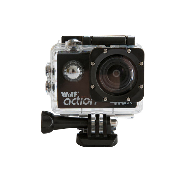 Wolf Action 4K UltraHD Action Camera