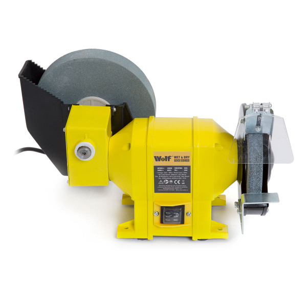 Wolf Wet and Dry Bench Grinder