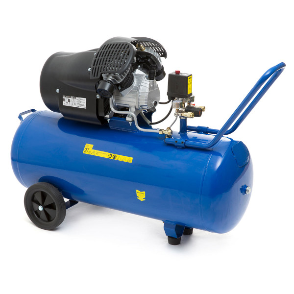 Wolf Professional Super Cheyenne 100L Air Compressor