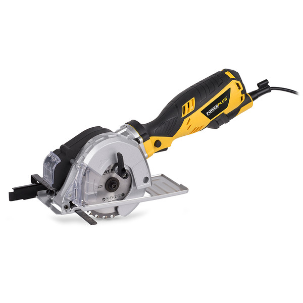 Powerplus Mini Plunge Metal Saw 600w POWX1410