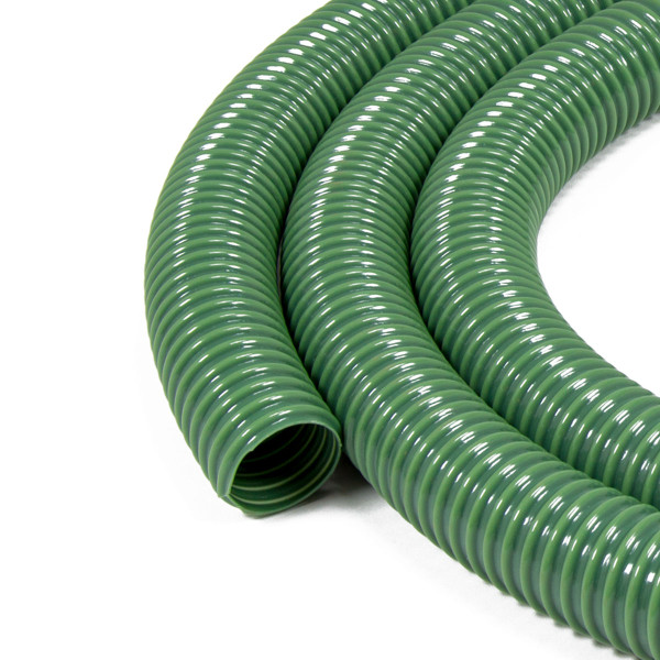 "Wolf 1.25"" Reinforced Water Suction Hose - 5 Metres"