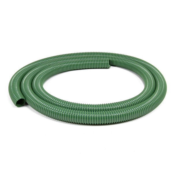 "Wolf 2"" Reinforced Water Suction Hose - 5 Metres"