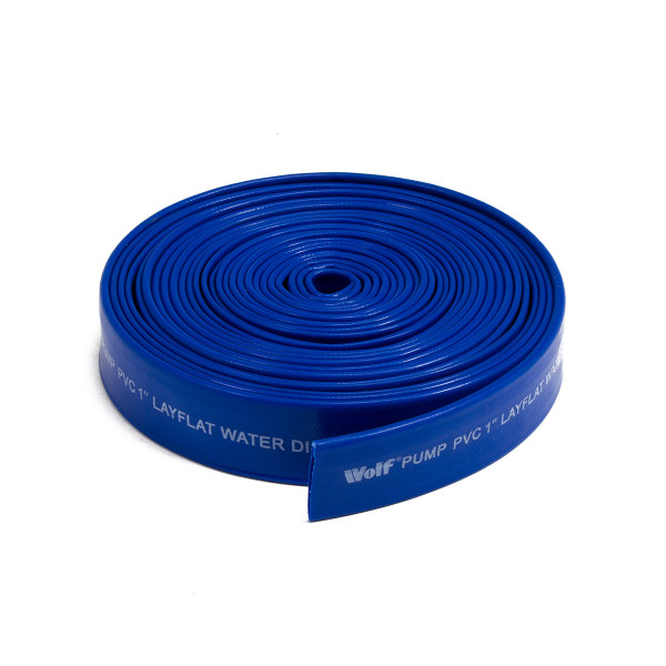 "Wolf 1"" Delivery Water Hose - 10 Metres"