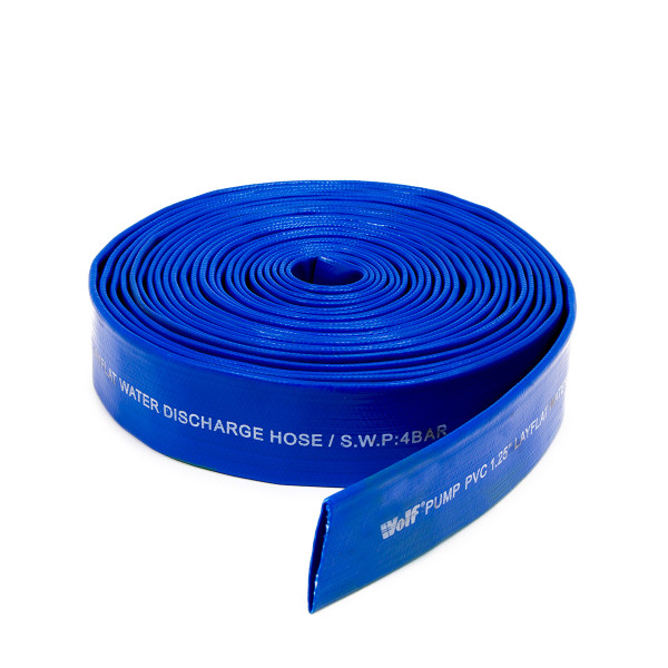 "Wolf 1.25"" Delivery Water Hose - 10 Metres"