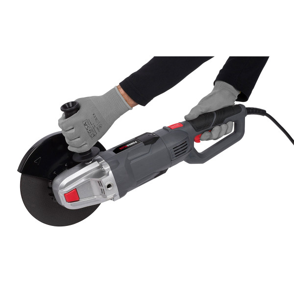 Powerplus 230mm 2200w Angle Grinder POWE20030