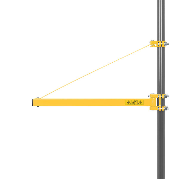 Powerplus 750mm to 1100mm Extending Hoist Swing Arm POWX910