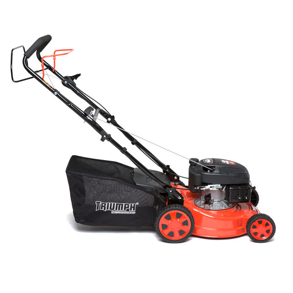 "Triumph 16"" 2in1 4 Stroke Self Propelled Petrol Lawn Mower"