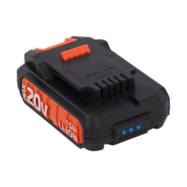 Powerplus Dual Power 20v Li-Ion Battery & Charger POWDP9060