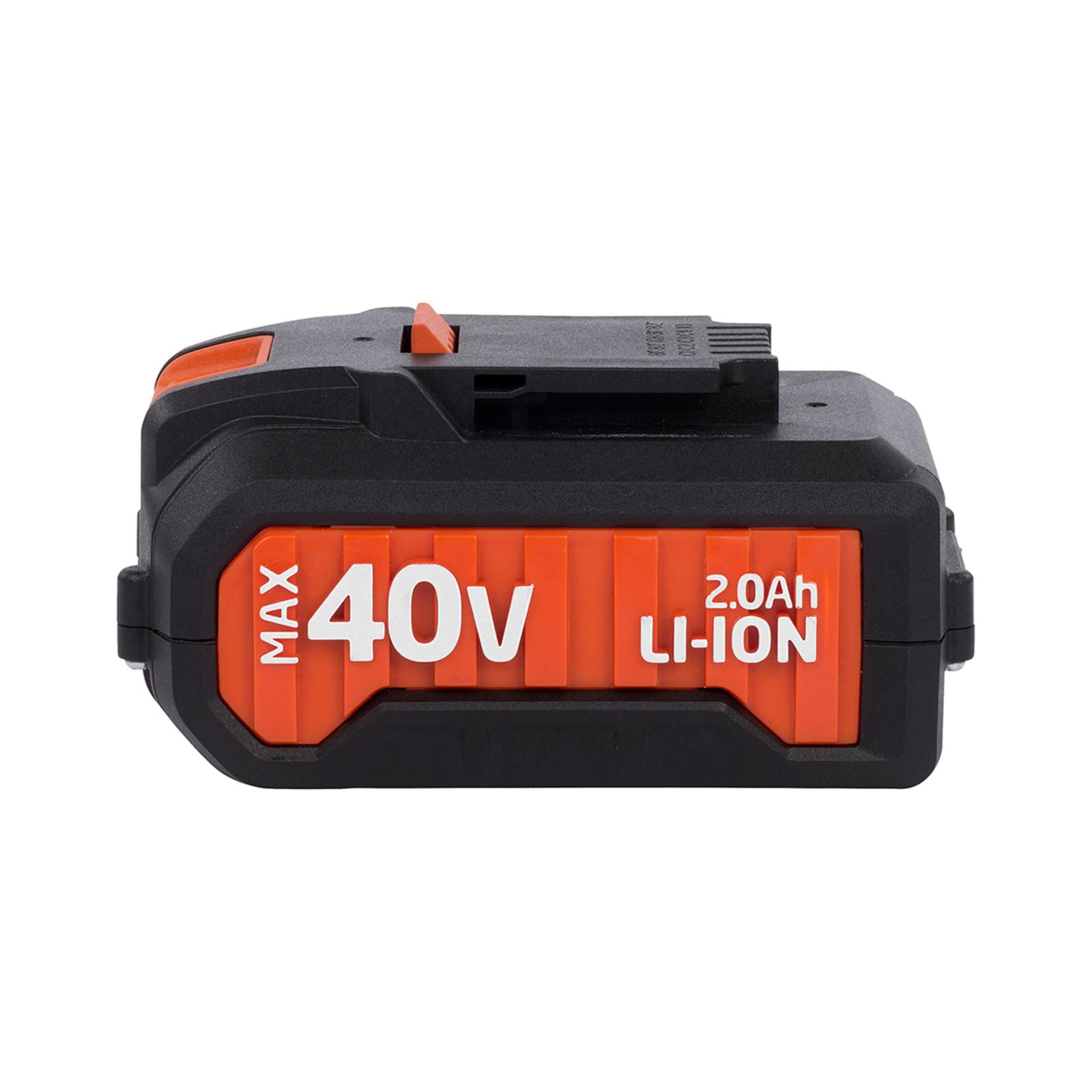 Powerplus Dual Power 40v Li-Ion Battery & Charger POWDPG9065