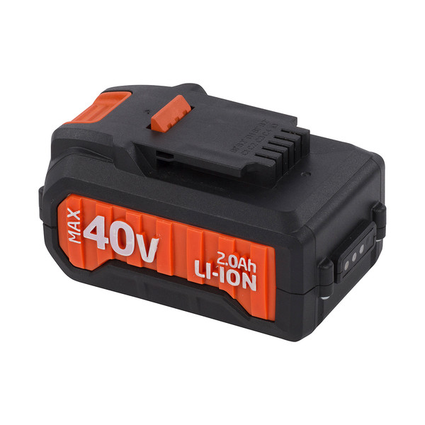 Powerplus Dual Power 40v Li-Ion Battery & Charger POWDPG9065