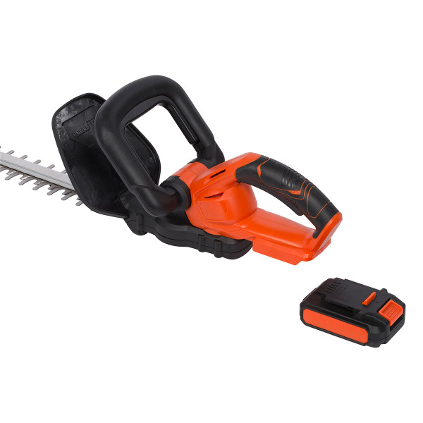 Powerplus Dual Power 20v Hedge Trimmer POWDPG7530 - Bare Tool