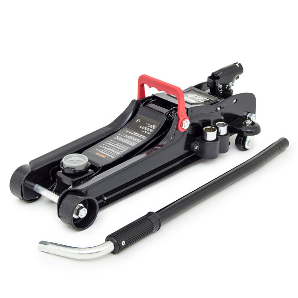 Wolf Black Jack 2.25T Low Profile Trolley Jack
