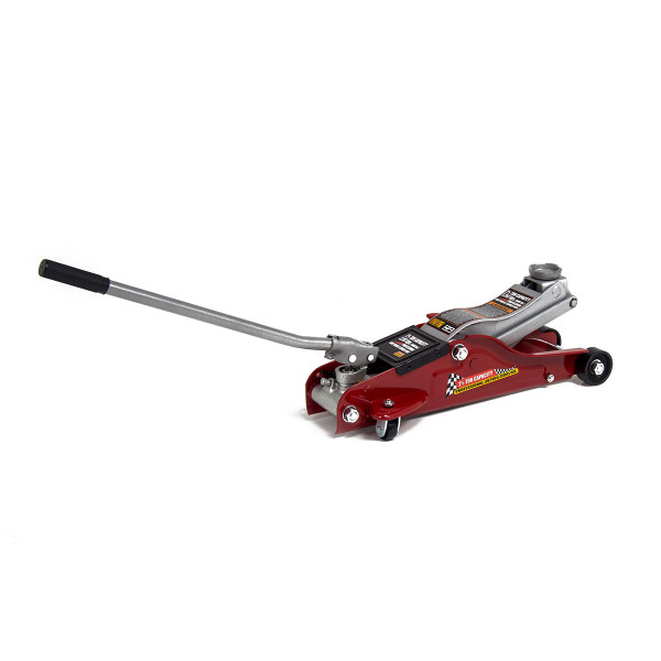 Wolf 2.5 Tonne Low Profile Trolley Jack with Rotating Handle