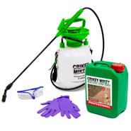Crikey Mikey Outdoor Cleaning Wizard Professional 5L Cleaning Kit