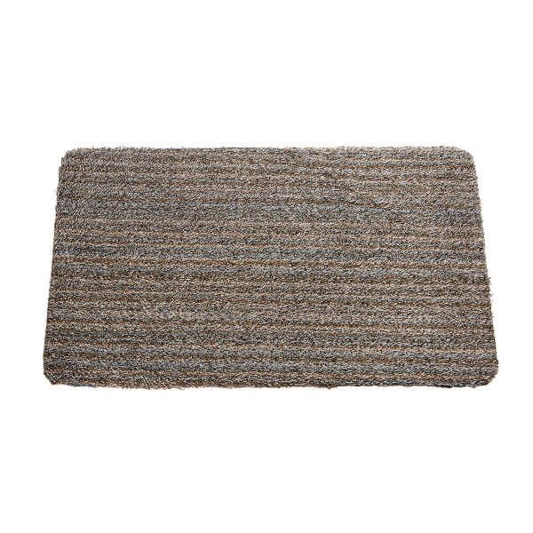 Stripped 100x70cm Door Mat