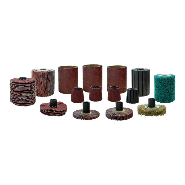 Batavia 15pc Roller Sander Accessories Set