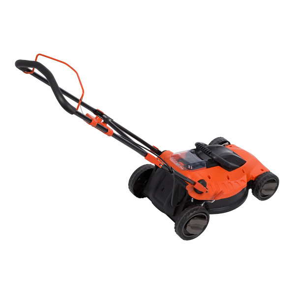 Powerplus 40v 370mm Brushless Lawn Mower w/ Battery