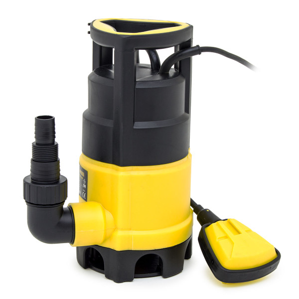 Wolf 400w Submersible Clean & Dirty Water Pump