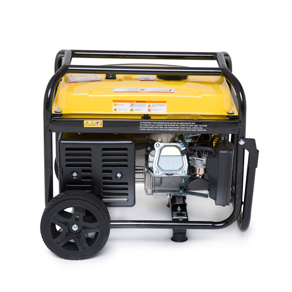 Powerplus Heavy Duty 2200w Electric Start Petrol Powered Generator