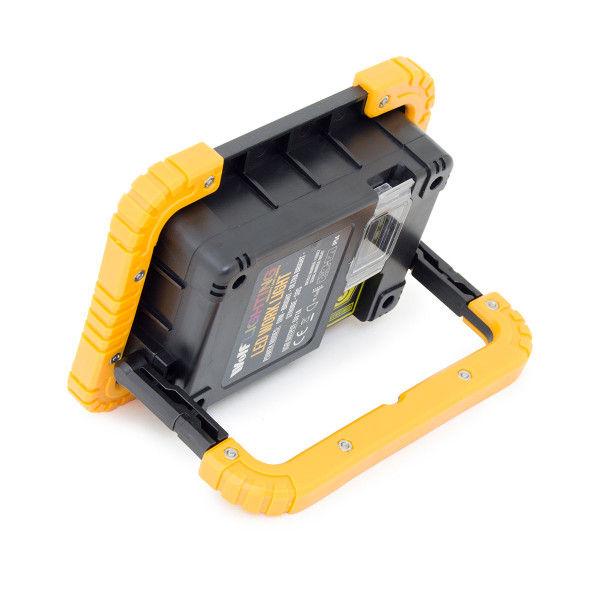 Wolf 'ON THE JOB ' LED Work Light & Power- Bank