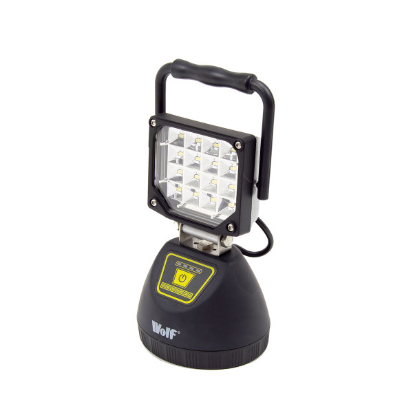 Wolf Beacon 'Ultra Bright' 16 LED Work Light & Power Bank