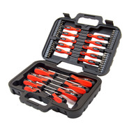 Wolf Watches to Wardrobes 58pc Screwdriver Set