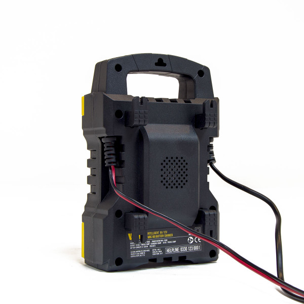Wolf Intelligent 2A/10A 6v & 12v Battery Charger WBC180