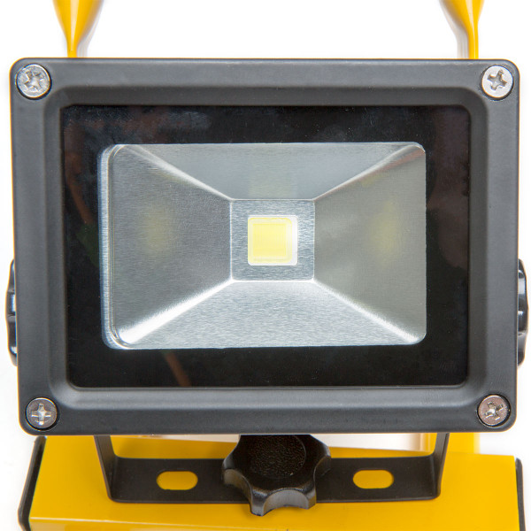 Portable 10w COB LED Floodlight - Pack of 2