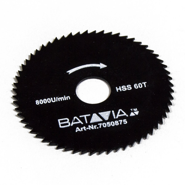 Batavia Spare Ø12mm 60 Tooth HSS Saw Blade