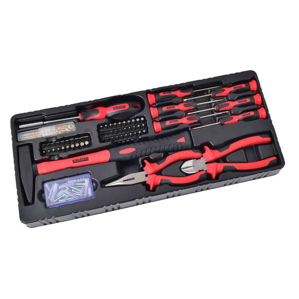 Kreator 158pc Tools Set KRT951010