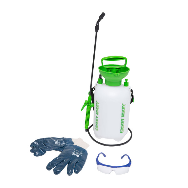 Crikey Mikey Outdoor Cleaning Wizard EXTRA Strong Cleaning Kit