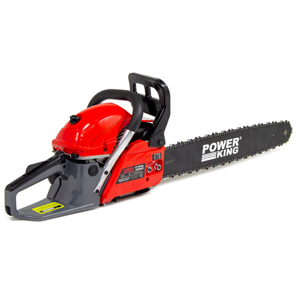 PowerKing 22'' Petrol Chainsaw 58cc with Easy Start