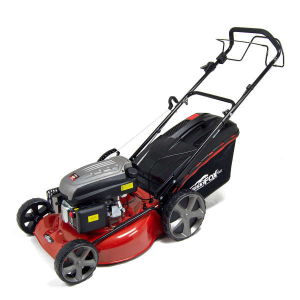 "Frisky Fox Plus 20"" 4in1 Self Propelled 4 Stroke Petrol Lawn Mower"